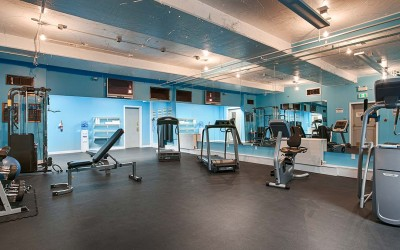 Fitness Centre at Best Western Gold Rush Inn