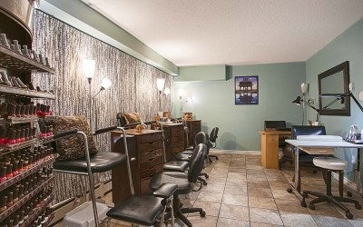 Aveda Spa at Best Western Gold Rush Inn