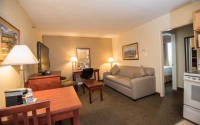 Suite at Best Western Gold Rush Inn