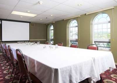 Executive Board Room at Coast High Country Inn