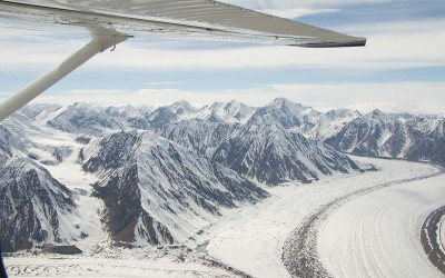 Kluane National Park Flightseeing