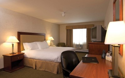 Modern, Renovated Rooms at Best Western Gold Rush Inn
