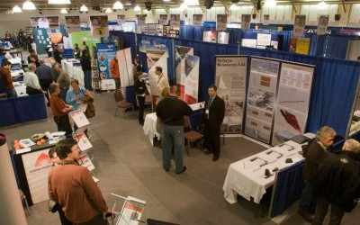 Geoscience Tradeshow at Yukon Convention Centre